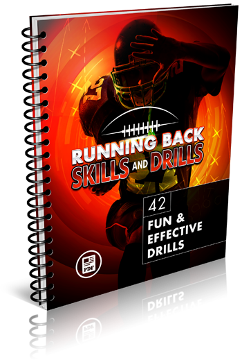 running back drills