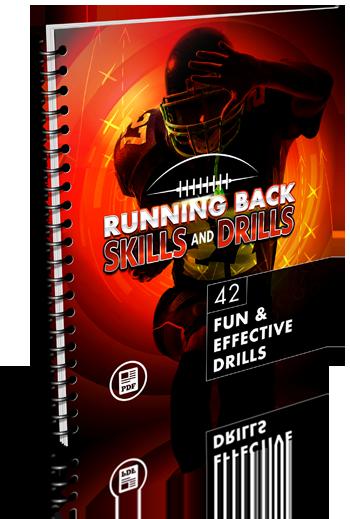 running back drills